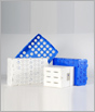 vented trays for various applications